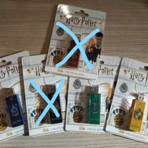 clé USB 16GB Harry Potter