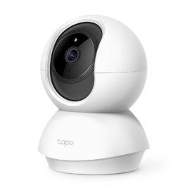 Caméra IP intérieur TP-Link Tapo C200 Wifi - IR 9m (Blanc)