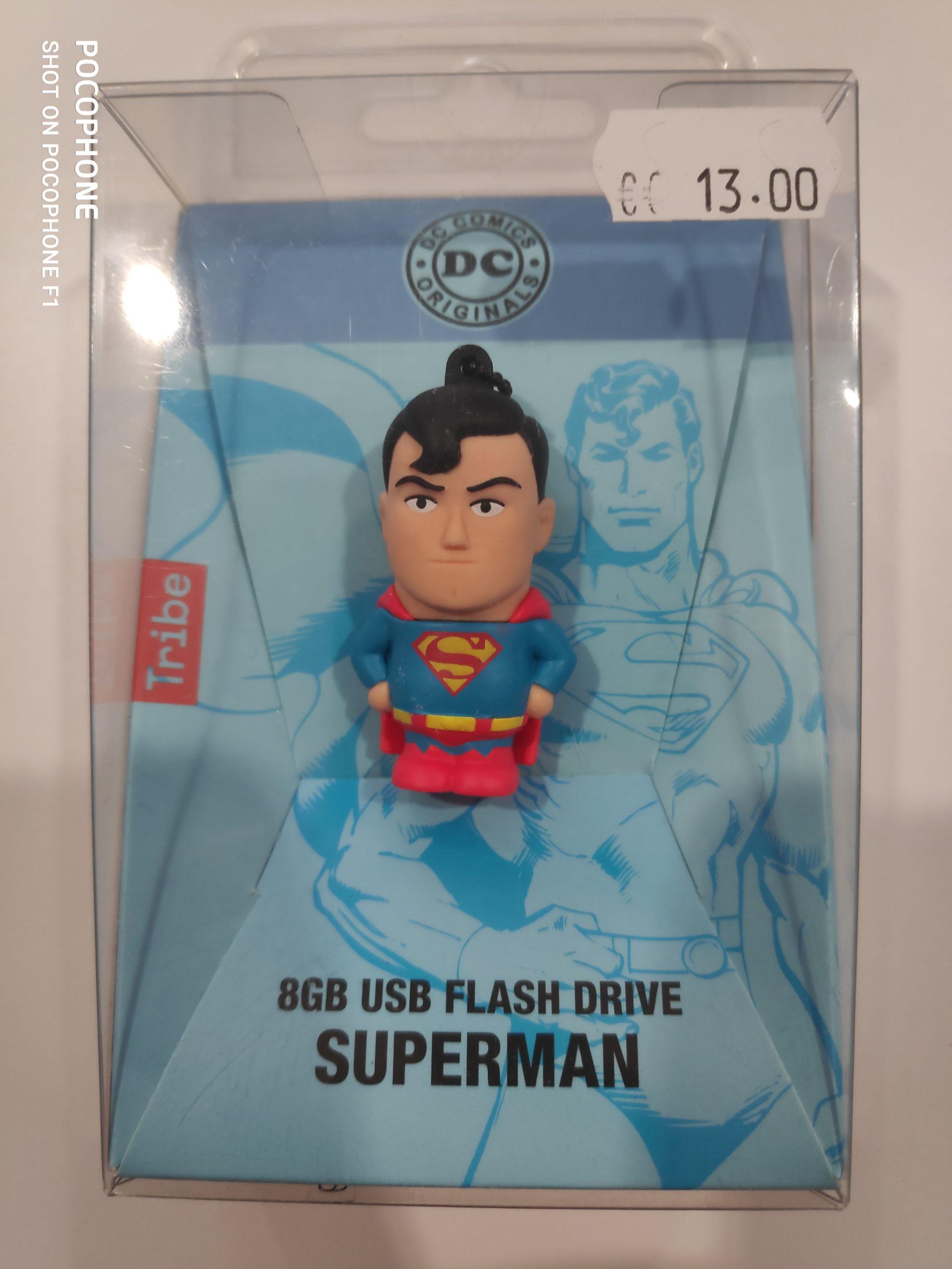Clé USB 8GB superman