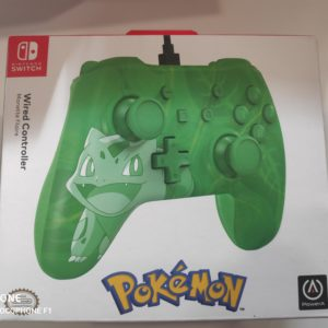Manette filaire Bulbizarre Pokémon Nintendo Switch