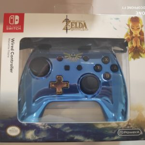 manette filaire switch zelda