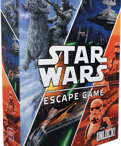 Star Wars escape game : un jeu Unlock
