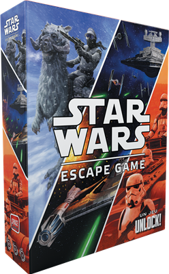 Star Wars escape game : un jeu Unlock